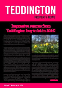 Property News - Teddington