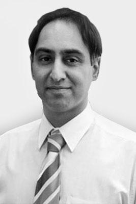 Deepak Shergill - Partner