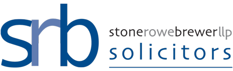 SRB Solicitors Retina Logo
