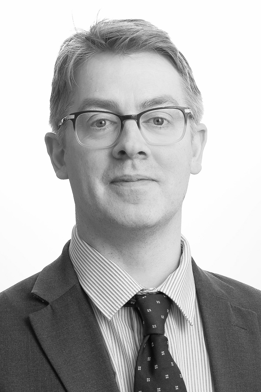 Solicitor James Macdonald