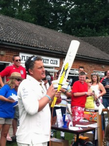 Darren Gough - Cricket