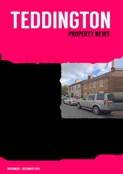 Teddington Property News