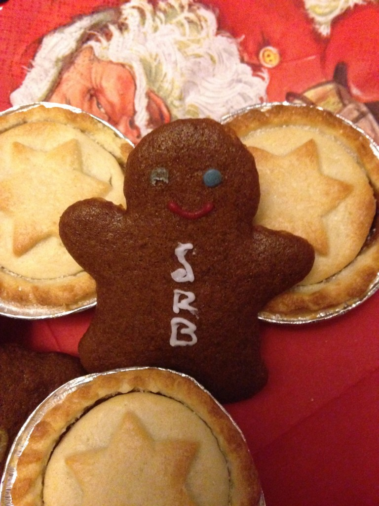 Ginger Bread Man