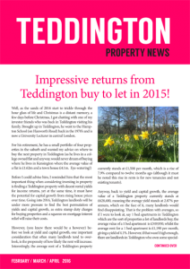 Property News - Teddington