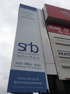 Sign - SRB Solicitors